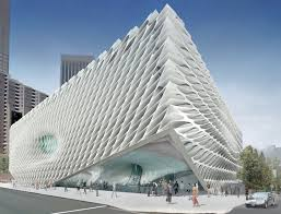 modern architecture. Fine Architecture Designed By Diller Scofidio  Renfro The Broad Museum Will Play A Central  Role In Reurbanization Of Los Angelesu0027 Grand Avenue As Well Provide  With Modern Architecture U