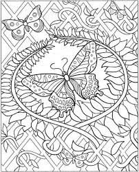 Intricate Coloring Pages Printable Projectelysiumorg