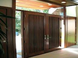 contemporary front doors door with glass side panels paint classy design how to remodel decorating delectable