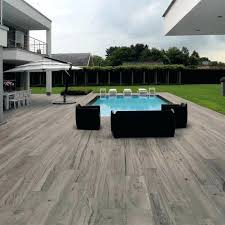 outdoor wood look tile plank tiles achieve that outdoor wood look featuring textured patterns with a outdoor wood look tile
