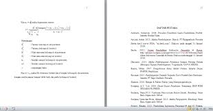 Cara membuat jurnal ilmiah yang baik dan benar elevenia blog. Contoh Daftar Pustaka Buku Skripsi Internet Jurnal Surat Kabar Dan Makalah Karyatulisku