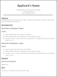 Resume Maker Free Online Simple 28 Fresh Online Resume Maker Ideas