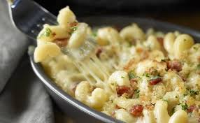 longhorn s creamy crumbly steakhouse mac cheese try it as a side or on