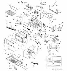 Ge microwave model jvm1750sm1ss ge microwave parts diagram wedocable