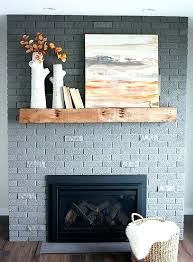 painting red brick fireplace grey painted fireplace painting a red brick fireplace grey best image com painting red brick fireplace