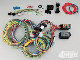 truck engine wiring harness kits 4 wheel off road magazine 4x4 electrical wiring 18 citcut off road harness photo 29945619