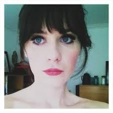 custom color zooey deschanel eyesformal makeupbeauty