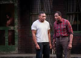 essay on fences by wilson interchange wilson s fences at interchange wilson s fences at marin theatre company eddie ray jackson cory and carl lumbly troy