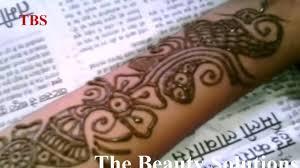 How To Make Henna Arabic Mehendi Designs Pakistani Mehndi