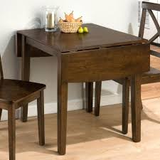 table with folding sides large size of round drop leaf pedestal kitchen antique dining