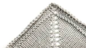 Convert Picture To Knitting Chart Converting Charts For Triangle Shawls Knitting Today
