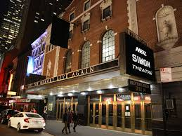 Seating Chart For Neil Simon Theater In Nyc Neil Simon Theatre On Broadway In Nyc