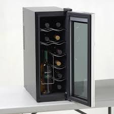 product catalog model ewc1201 12 bottle thermoelectric counter top wine cooler