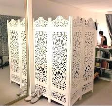oriental antique white 4 panel room divider moroccan bed headboard wall art wood on antique white wood wall art with oriental antique white 4 panel room divider moroccan bed headboard