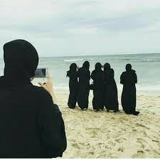 Image result for muslimah shadow