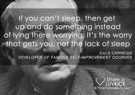 Dale Carnegie Quotes Awesome Dale Carnegie Quote It's The Worry That Gets You It's Time To