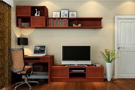 desk tv stand combination combo bedroom combos and regarding idea 6