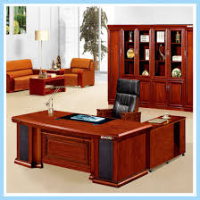 office side table. Modern Luxury Office Table Executive Desk Wooden Furniture With Side Office Side Table V
