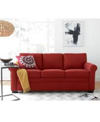 Living Room Kenzey Sofa Bed Queen Sleeper Created For Macys