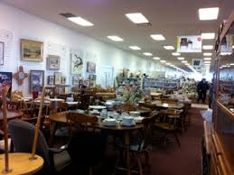 Salvation Army Thrift Store furniture