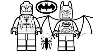 Coloring Pages Kids N Fun Spider Man Color Page 2 Printable Book