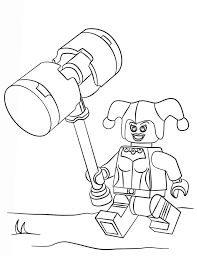 lego harley quinn coloring pages collection lego harley quinn coloring pages 2 o