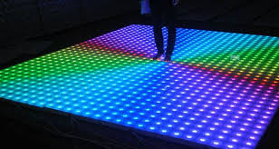 floor led lighting. our led dance floor rentals cost 18 per square foot including deliverysetupprogrammingetc we also include a lighting technitition to run light shows on led