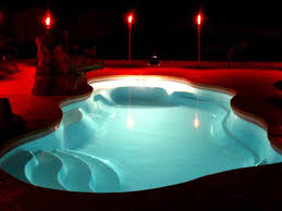 swimming pool lighting options. Lifestyle Fiberglass Pools Concord, CA Swimming Pool Lighting Options G