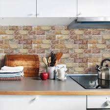 27pcs 3d waterproof imitation brick