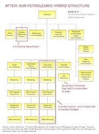 General Mills Organizational Structure Chart S110 Module 3
