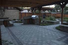 backyard paver designs. Modren Backyard Backyard Stone Patio Designs Dumbfound Paver 20 Ideas Regarding Idea Within  6 To A