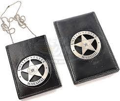 Badges Chief Marshal Marshals Id s U amp; - Deputy Samuel Gerard's