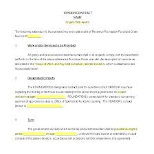 Simple Service Contract Basic Service Agreement Template Simple Professional