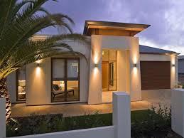 small modern house plans lighting