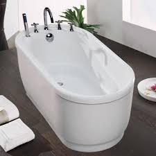 aquatica purescape 47 x 30 freestanding acrylic bathtub