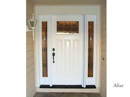 craftsman entry doors fiberglass home improvement ideas 32 door oval glass