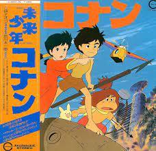 Ghibli Việt Nam - Conan, cậu bé của tương lai (tiếng...