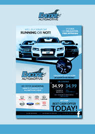 Auto Repair Flyer Entry 30 By Zestfreelancer For Flyer For My Auto Repair