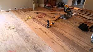 barbati hardwood flooring before 327 reclaimed random width
