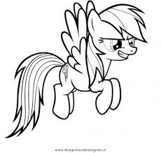 Small Picture Get This Childrens Printable Rainbow Dash Coloring Pages 15814