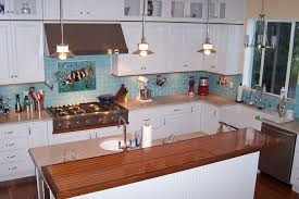 Light Blue Kitchen Light Blue Kitchen Wall Tiles Ward Log Homes