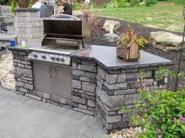 outdoor kitchen kit oxbox 7foot outdoor kitchen island kit