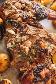 paprika roast leg of lamb recipe