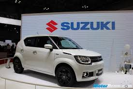new car launches in january indiamaruti suzuki ignis upcoming car 2017  Tracksbrewpubbramptoncom