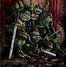 age mutant ninja turtles fantasy sci fi adventure warrior animation action fighting tmnt wallpaper