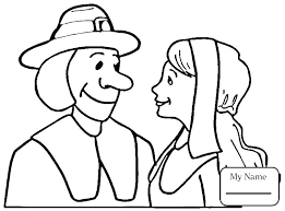 Pilgrim Coloring Pages For Preschool Free Pilgrims Progress Sheets