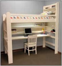 loft beds with desk and storagehome design ideas desk home storage loft bed with desk