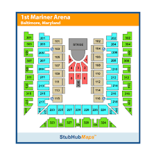 Royal Arena Seating Chart Royal Farms Arena Baltimore Event Venue Information Get