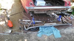 Impala bumper removal 2 - YouTube