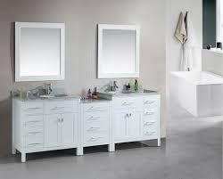 84 inch vanity top double sink. design element dec076d-w-92 london 92\ 84 inch vanity top double sink